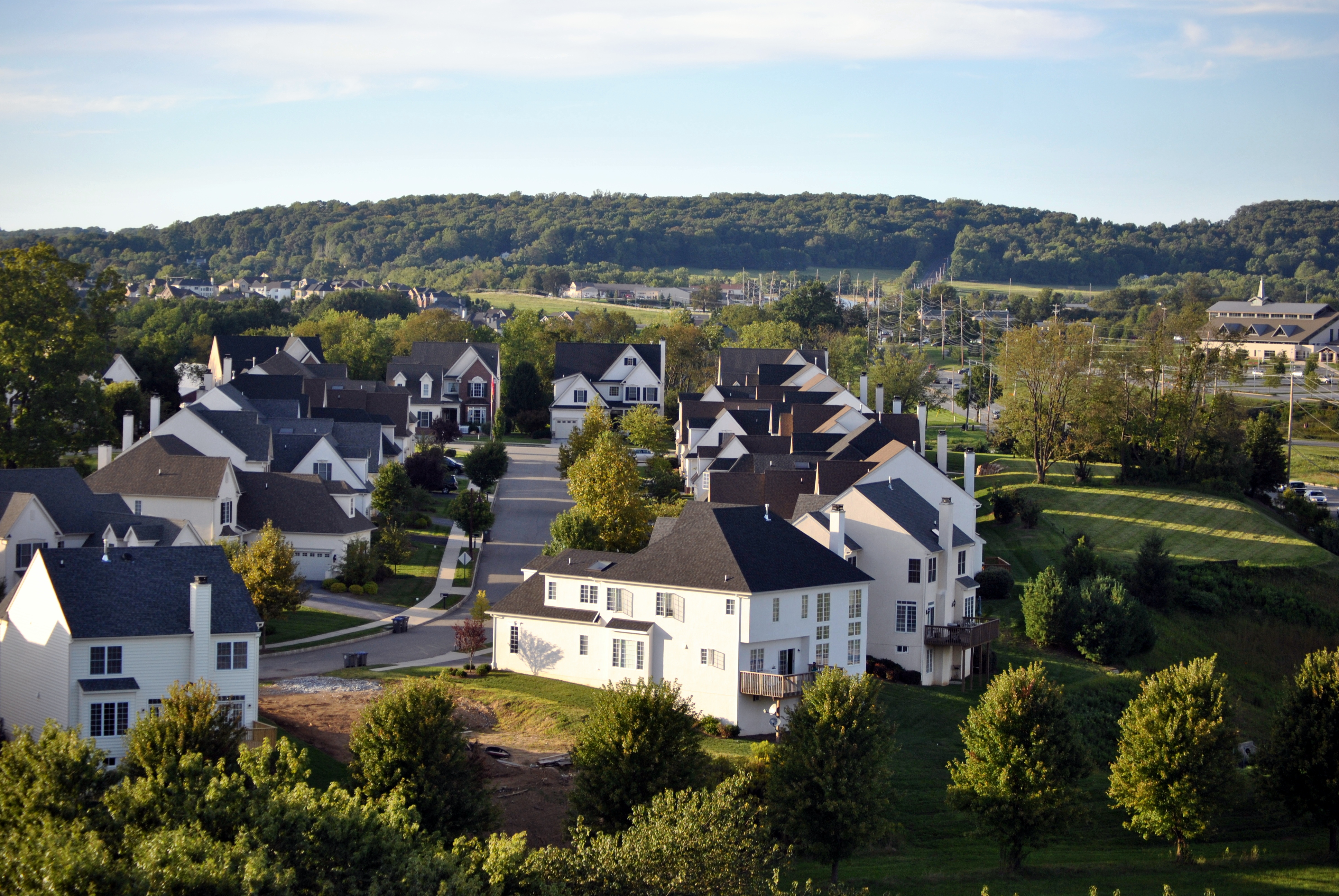 Chester county history chestercountyramblings for Home builders western pa