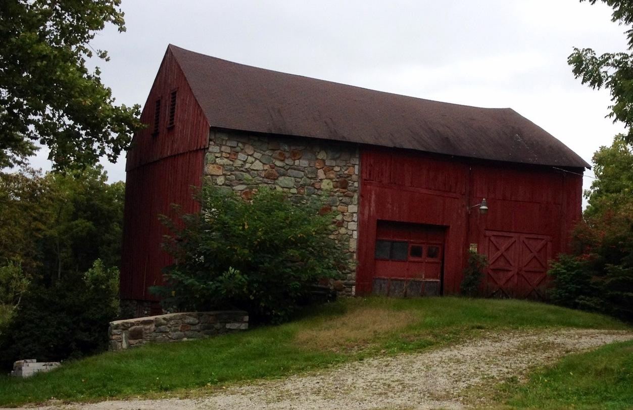 just another barn…. | chestercountyramblings