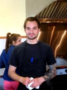 Chef Ryan Sulikowski
