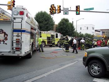 2007 accident
