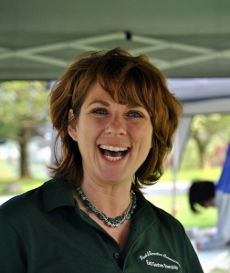 East Goshen's Market Manager Heidi