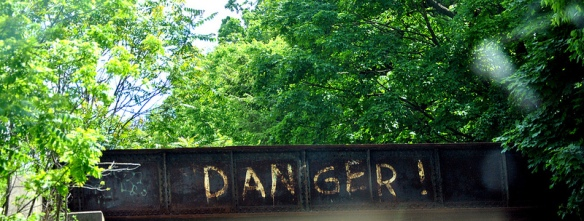 danger photo