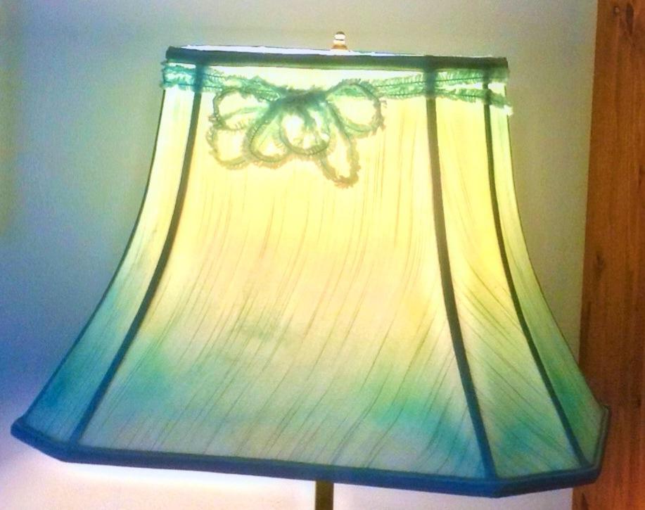 Vintage lamp shades chestercountyramblings vintage lamp shades aloadofball Choice Image