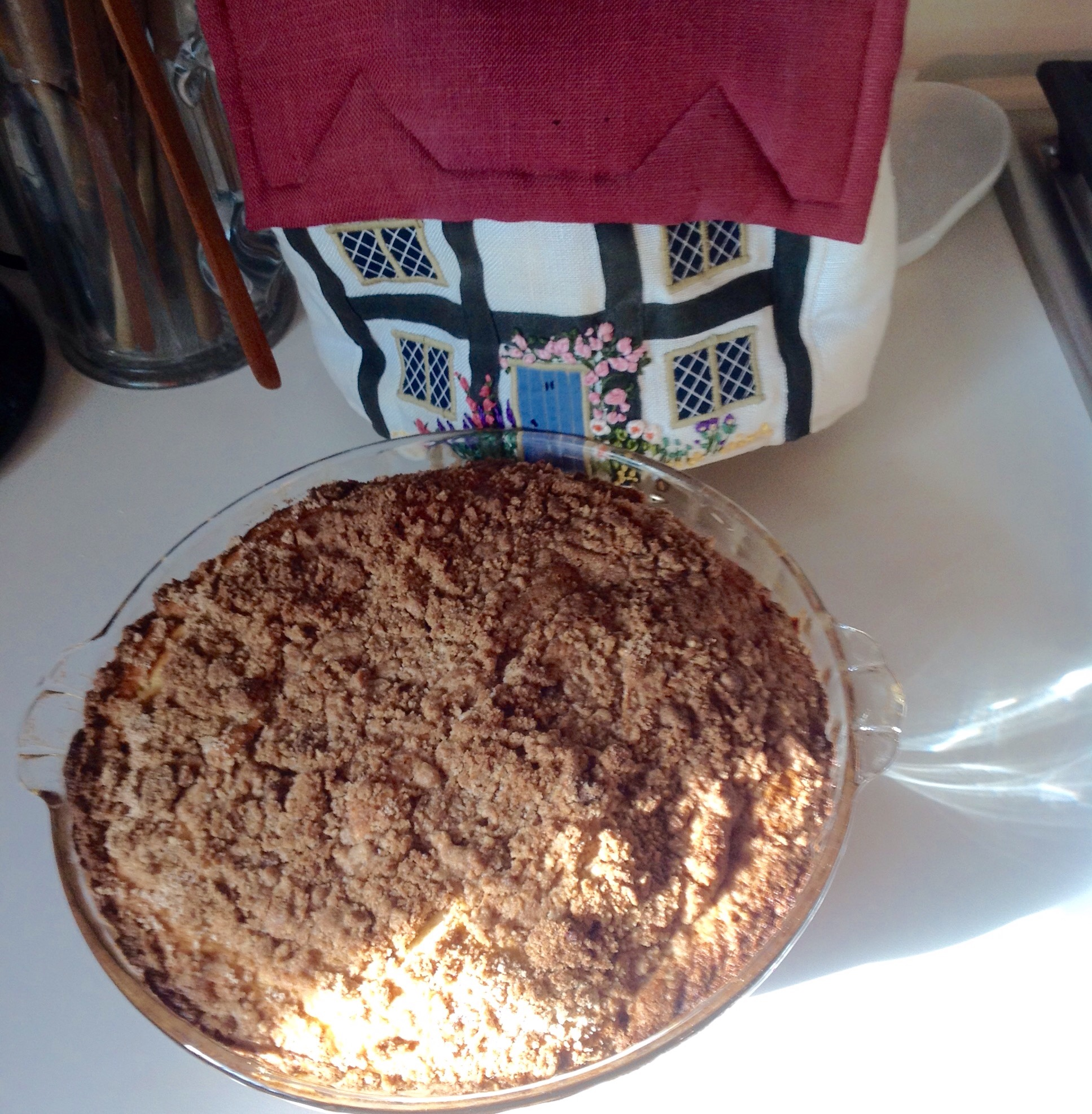 Images Of Good Morning Cake : good morning coffee cake chestercountyramblings