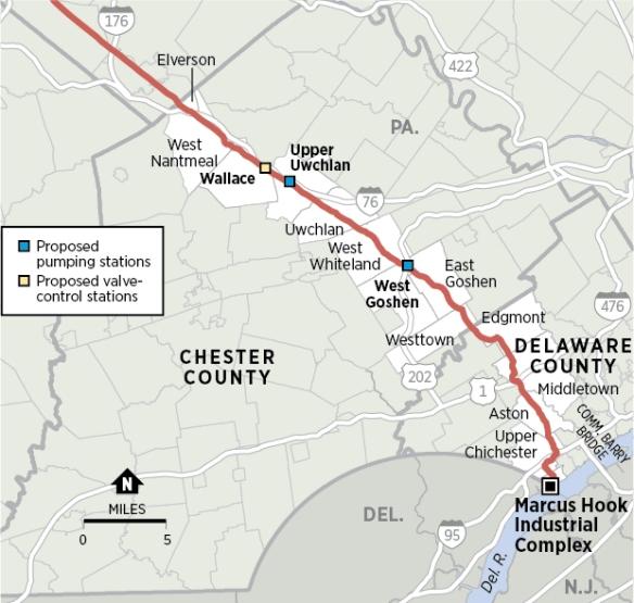 Mariner-East-2-pipeline