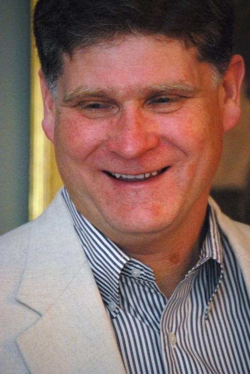 Chris Thompson. 2011.