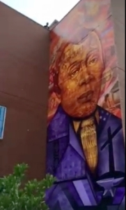 richard allen mural
