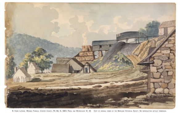 Image result for old photos warwick furnace road