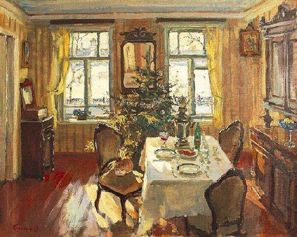 S.Korovin-Christmas