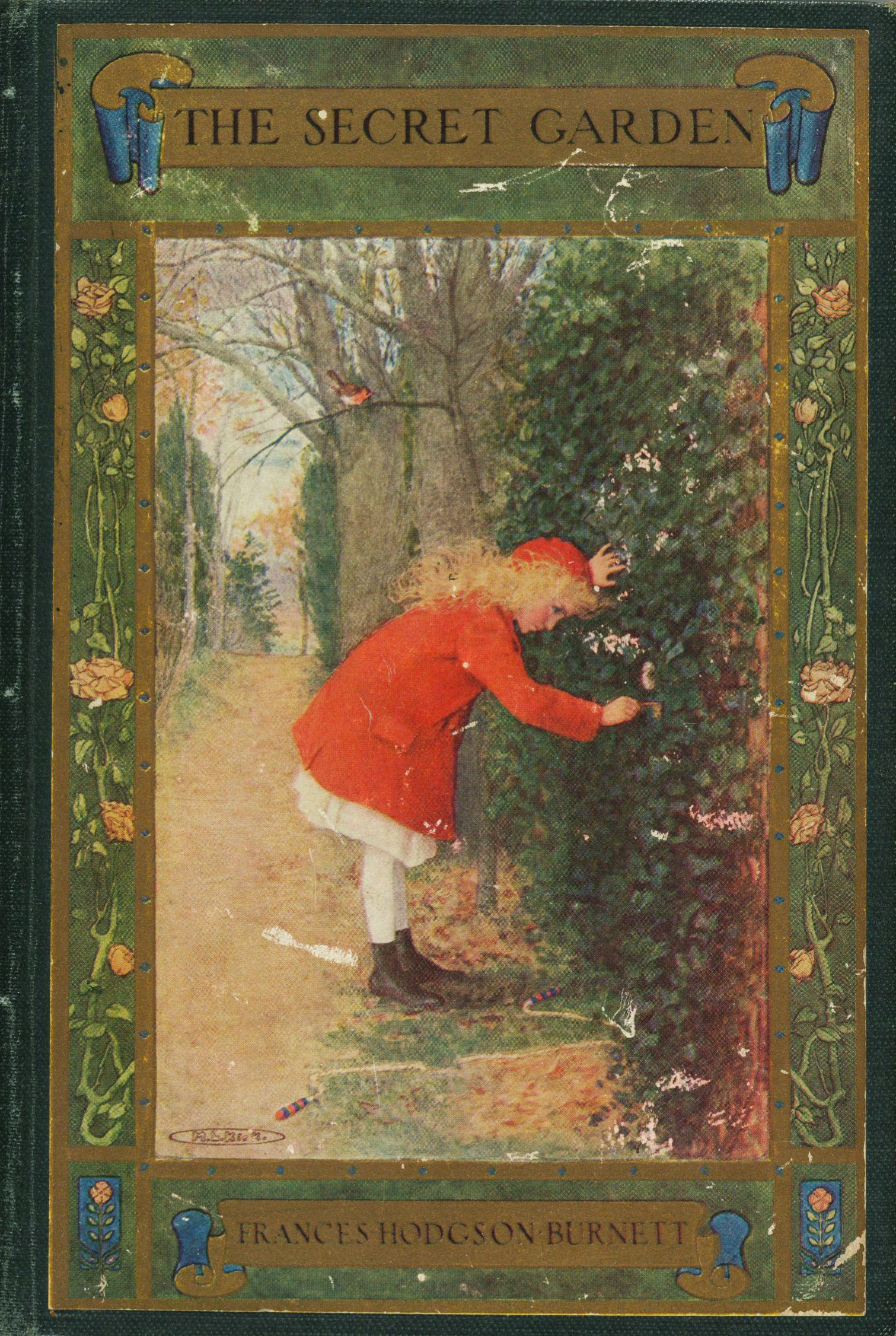 Houghton_AC85_B9345_911s_-_Secret_Garden,_1911_-_cover