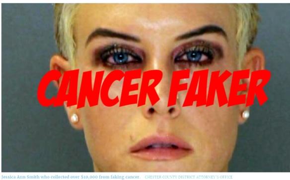 cancer faker